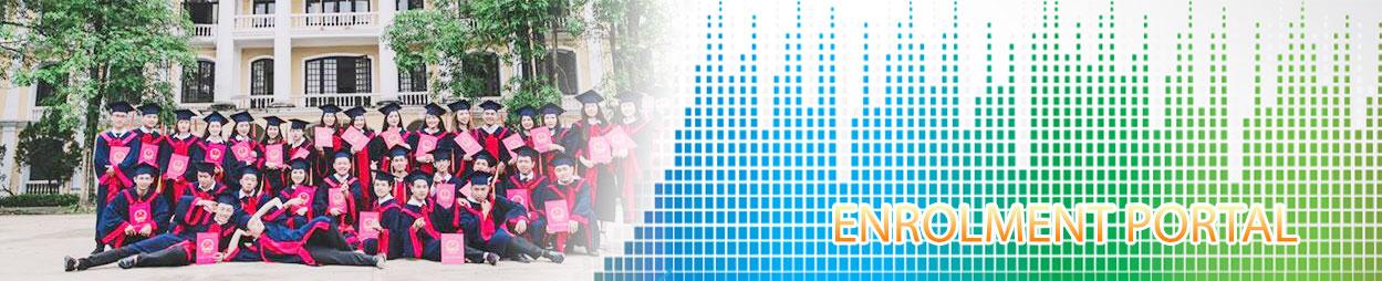 banner học viện âm nhạc huế